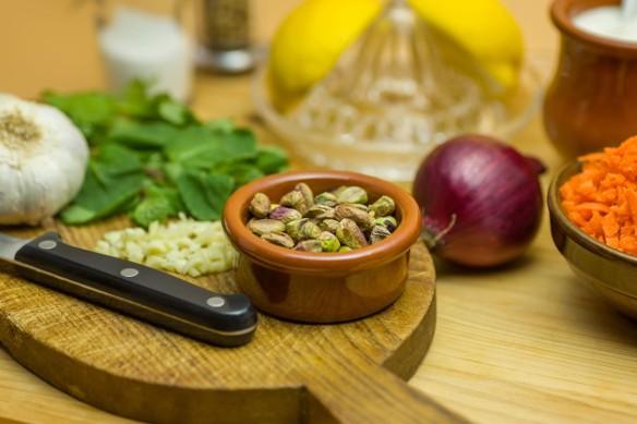 Együnk magvakat, hagymát és fűszereket